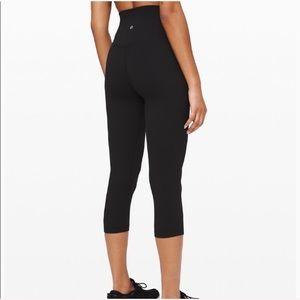 """Lululemon Align Leggings Size 8 Black 25"""" Hi Waist"""